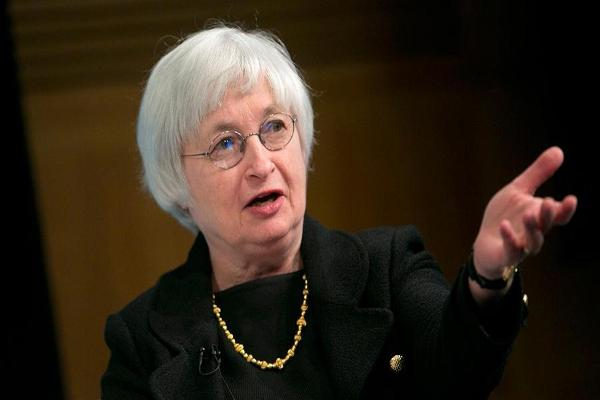 Here Is What Janet Yellen May Say in Her Speech on Friday
