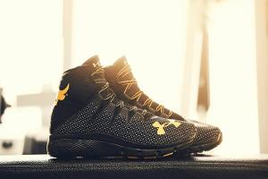 Under Armour's $140 Sneakers Inpsired by 'The Rock'