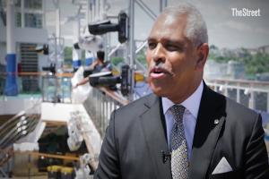 WATCH: One-on-One With Carnival Corporation CEO Arnold Donald