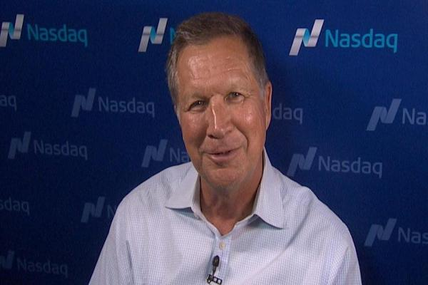 John Kasich: Division in America Isn't Just About Politics