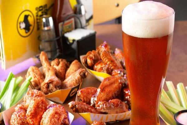 Midday Report: Marcato Calls for Buffalo Wild Wings Shakeup; Amex Drives Dow Gains