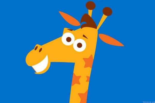 Video How Toys R Us Mascot Geoffrey The Giraffe Has Changed Over Years