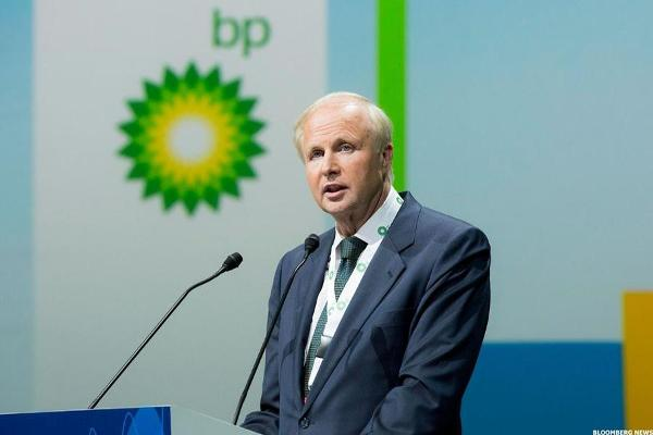 BP Posts Lower-Than-Expected Profits