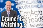 Jim Cramer Is Watching ConAgra as the Company Posts Q4 Results Tuesday