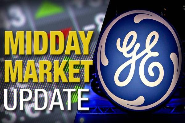 GE-Alstom Deal Moves Ahead on EU Approval; Stocks Rebound