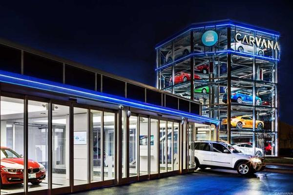 Video: Here Is Why Carvana Isn't Worried About Amazon