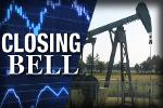 Closing Bell: Crude Closes at Lowest Level in Three Months