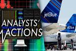 JetBlue, American Airlines, VMware, Looked Down On by Wall Street Firms