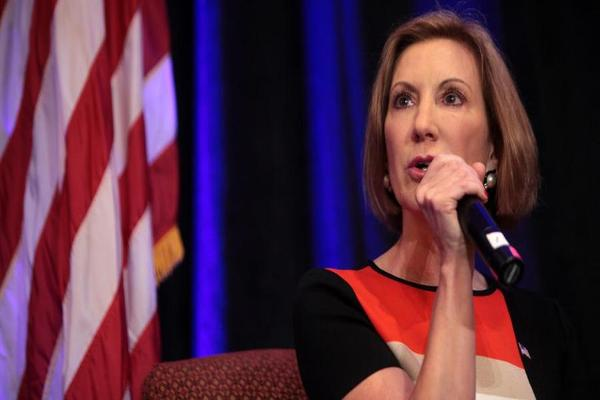 Carly Fiorina's Advice for New Graduates: Get a Job and Work Hard!