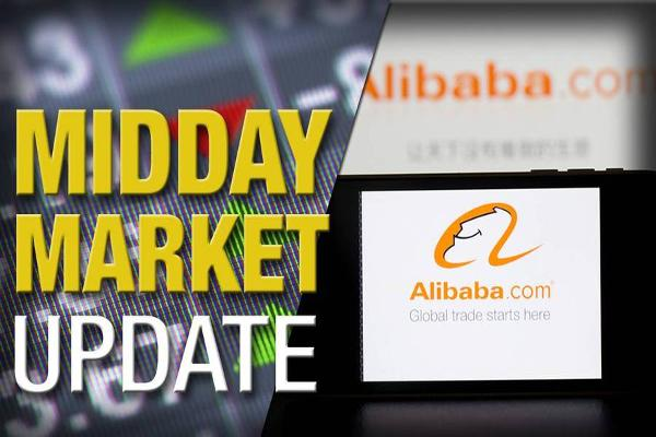 Alibaba Rebuts Claims of Weak Demand; Stocks Slip Ahead of Fed