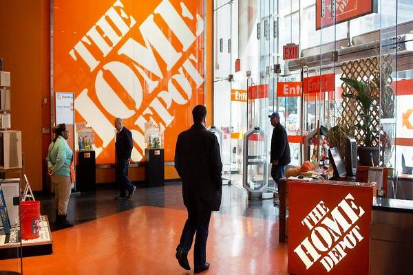 Home Depot Shows Growth in Same-Store Sales