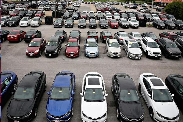 Ford, General Motors and Toyota Post Falling July Auto Sales