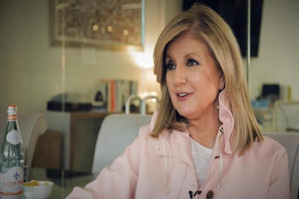 Arianna Huffington on Burnout, Tech-Life Balance and Why Amazon's CEO Agrees