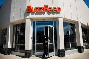Jim Cramer on Reports of BuzzFeed's IPO