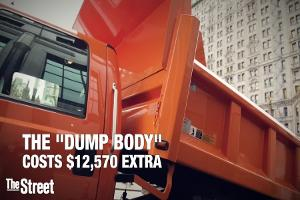 Ford Is Making Giant Trucks That Anyone Could Drive -- Did You Ever See One?