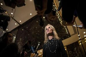Inside the Trump White House: Who Is Kellyanne Conway?