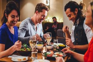 Check Please: Americans May Be Giving Up on Traditional Dining Experiences