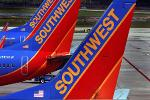 Midday Report: Southwest Falls on February Weakness; Jobs Back Rate Hike