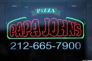 Wall Street is Eating Up Papa John's