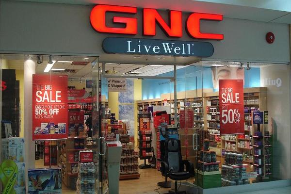 GNC Closes 4,400 Stores Nationwide Wednesday in Bid to Avoid Death