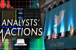 Twitter's Cheery Outlook; Price Target Cuts on CBS, Skyworks Solutions