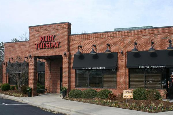 Shares of Ruby Tuesday Lower on CEO Resignation