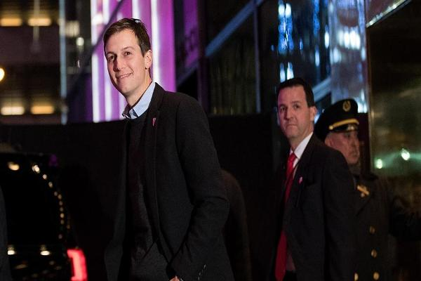 Inside the Trump White House: Jared Kushner