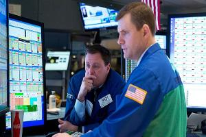 Closing Bell: Humana Slumps on Deal Worries; U.S. Stocks Mixed
