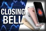 Closing Bell: Apple Unveils iPhone SE; U.S. Stocks Inch Higher