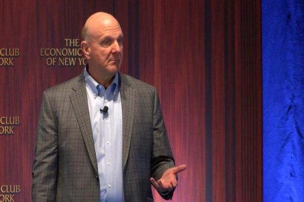 Former Microsoft CEO Steve Ballmer Says His Newly Launched USAFacts Is Fully Nonpartisan