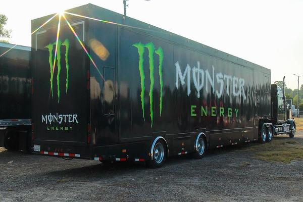 Monster Beverage Stock Still Looks a Bit Frightening