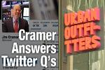 Cramer: There's Opportunity in Urban Outfitters, UPS Is a Big Buy
