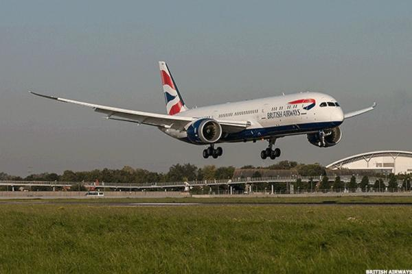 British Airways Parent IAG Shares Rise After Solid Full Year Profit