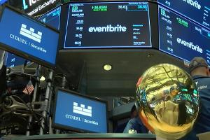 Eventbrite Shares Surge in NYSE Debut