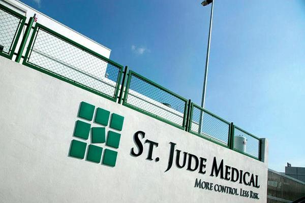 St. Jude Medical Shares Fall as Muddy Waters Unveils Short Position