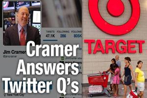 Jim Cramer: Target Is Back, Priceline Can Go A Lot Higher