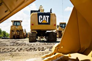 Caterpillar 'Cautious' Heading into Second Half