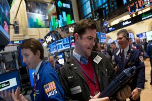 Washington Flattens Stocks