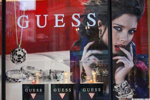 Guess Clothing Shares Rise on Profit Forecast Beat