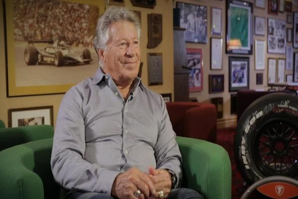 Racing Legend Mario Andretti Has Great Advice for Retirees
