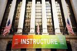 Instructure IPO Prices at Low End but Rises in NYSE Debut on Friday