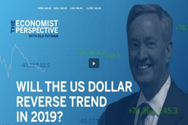 Economist Perspective: Can U.S. Dollar Keep Its Momentum in 2019?