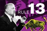 Jim Cramer's Investing Rule 13: No Woulda, Shoulda, Couldas