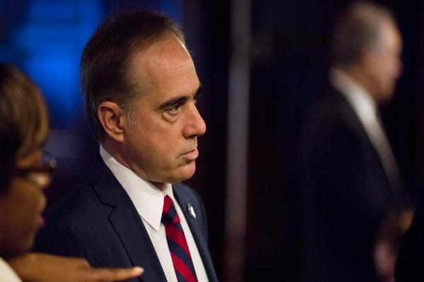 Inside the Trump White House: David Shulkin