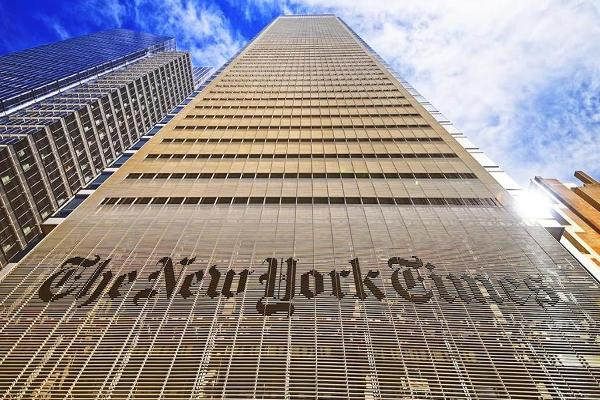 "Why Shares of the ""Failing"" New York Times Hit a 9-Year High"