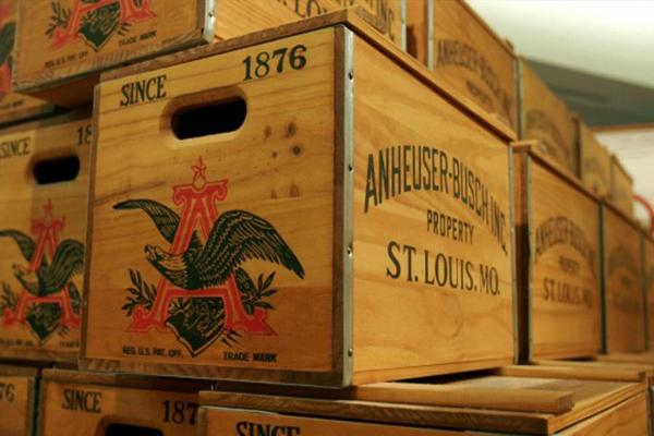 Anheuser-Busch InBev Shares Rise on Merger News