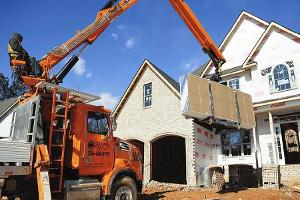 Surge in Housing Starts Lifting Wallboard Demand Says GMS CEO
