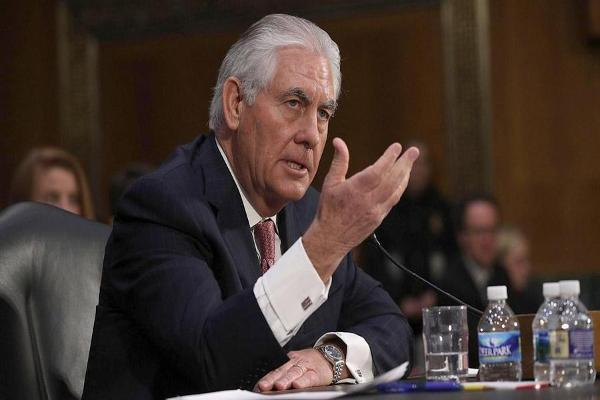 Political Novice Tillerson Handles Senate Hearing Like Old Pro