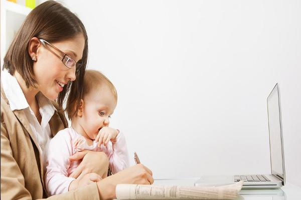 With Mother's Day Coming Up: Who Are the Best Employers for Working Moms?