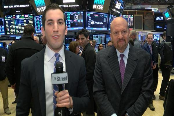 Jim Cramer Discusses Jobs Numbers, Ulta Beauty, Southwest Airlines and Schlumberger